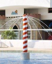 Piscina para crianças Hotel Krystal Beach Acapulco Acapulco