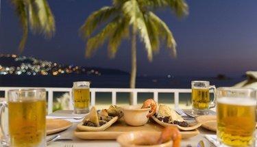 Restaurante Bahía Hotel Krystal Beach Acapulco Acapulco